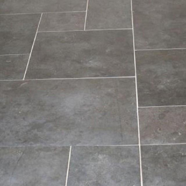 Keuken vloertegels keuken eindhoven : Tuintegels Chinees Hardsteen GrootRomaansVerband 3cm Gezoet + Facet ...