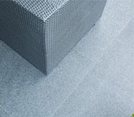 Leggen met voeg (natuursteen + keramisch)