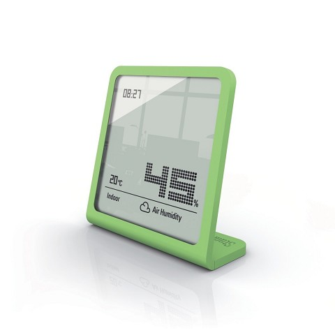 LAB21 Digitale Hygrometer