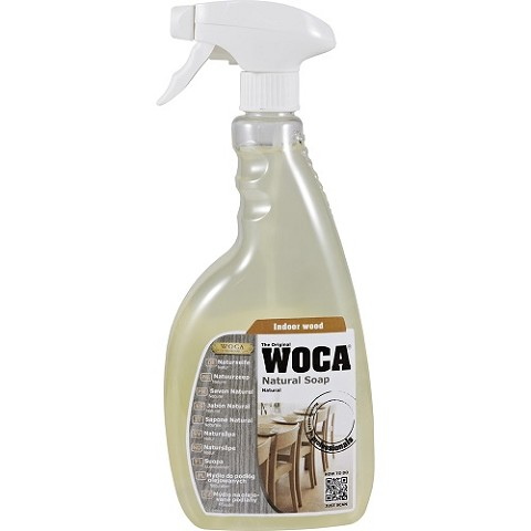 WOCA Zeep naturel in sprayflacon 750 ml
