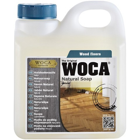 WOCA Zeep naturel 1 l